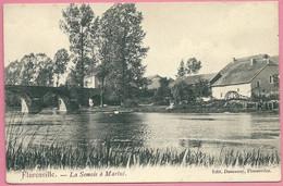 C.P. Martué  =  La  Semois - Florenville