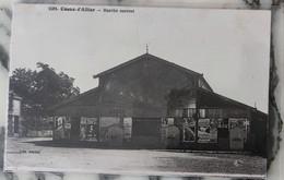 03 Cosne-d'Allier, Marché Couvert - Other Municipalities