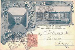 TORINO / COLLEGIO SAN GIUSEPPE 1902 - Andere