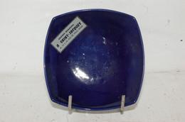 """Cendrier Vide Poche """"grands Magasins A Saint Jacques"""" En Ceramique - Unclassified"""
