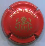 CAPSULE-CHAMPAGNE PIPER HEIDSIECK N°134a Rouge & Or - Piper Heidsieck