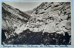 """GORGES DU VERDON - Falaises Du """"Plateau Des Fossiles"""" Sous Le """"Point Sublime"""" - Other Municipalities"""