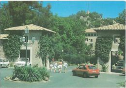 CPSM - Santuari De LLUC. - MALLORCA - Voitures - Mallorca