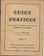 GUIDE Pratique Vallée De Chamonix Les Houches Par Delassiat - Verzamelingen