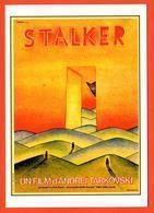 Carte Postale Illustration : Folon (cinéma Affiche Film) Stalker - Folon