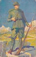 ITALIA MILITARIA Illustration G. AMISANI / IL GUARDIAN DELL' ALPI - Unclassified