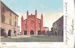 ALBA / PIAZZA VITTORIO EMANUELE II - Cuneo