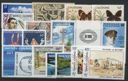 Nouvelle Calédonie Poste Aérienne N° 263 à 279 COTE 61.7 € Neufs ** (MNH) - Neufs