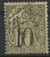 Nouvelle Calédonie N° 39 Neuf Sans Gomme (*) MNG - Nuevos