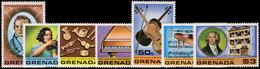 Grenada 1978 Beethoven Unmounted Mint. - Grenada (1974-...)