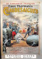 15-CHAUDES AIGUES-N°T2745-A/0297 - Sonstige Gemeinden