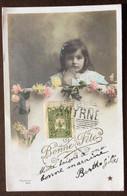 TURCHIA - SMYRNE Annullo A Barre Su 10 Pa - CARTOLINA PER ANTIOCHE  - SYRIA  - 1906 - Mundo