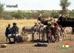 Niger Maradi People New Postcard - Niger
