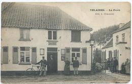 Velaines - La Poste - Edit. L. Obsombre - 1908 - Sambreville