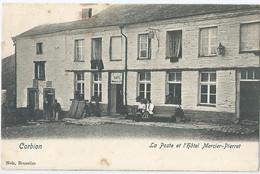 Corbion - La Poste - Ed. Hôtel Mercier-Pierret - Bouillon