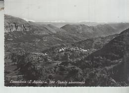 CAPPADOCIA L'AQUILA  PANORAMA  VG - L'Aquila