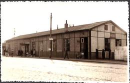 Heist Heyst  - La Gare Statie (fotokaart 1951) - Heist
