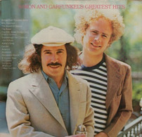 * LP *  SIMON & GARFUNKELŚ GREATEST HITS (Holland 1972 EX!!!) - Country En Folk