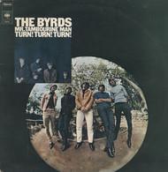 * 2LP * The BYRDS - MR. TAMBOURINE MAN / TURN! TURN! TURN! ( Holland 1976) - Country En Folk