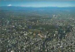 5 AK Japan * Ansichten Der Hauptstadt Tokyo - 5 Luftbildaufnahmen * - Tokyo