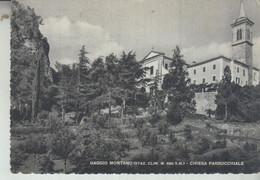 GAGGIO MONTANO BOLOGNA  CHIESA PARROCCHIALE VG - Bologna