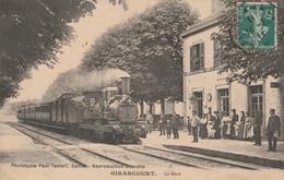 Girancourt (Vosges) - La Gare - Non Classificati