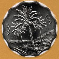 IRAK 10 FILS 1401 (1981) KM# 126a  Palmiers-Dattier - Iraq