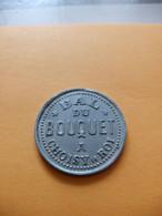 94- Choisy Le Roi Jeton  Bon Pour Une Danse Au Bal Du Bouquet - Monetari / Di Necessità
