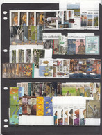 2018 Portugal Complete Year Set Well Below Face Value MNH - Unclassified