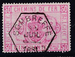 TR 4 : SOMBREFFE - Oblitérés