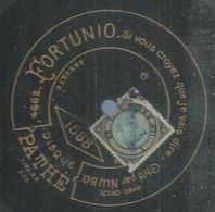 "73 ) 78 Tours 30cm  PATHE 1588  "" FORTUNIO ""  + "" SI VOUS M'AIMEZ ENCORE "" NUBIO / MERCADIER - 78 G - Dischi Per Fonografi"