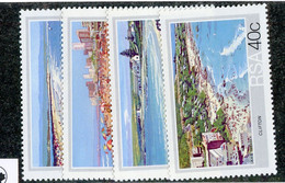 BC 7660 *Offers Welcome* 1983 Sc.622-25 Mnh** - Unused Stamps