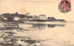 GUYANE Française Casernes D'Artillerie Et D'Infanterie Coloniale  De CAYENNE - Cayenne