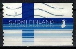 2020 Finland, Blue Ribbon, Used. - Oblitérés
