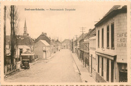 Belgique - Beveren - Doel-aan-Schelde : Panoramisch Dorpsicht - Beveren-Waas