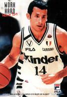 CPM - ANTOINE RIGAUDEAU Joueur Basket Français  ... - Pallacanestro