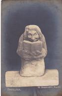 ПРОЙДОХА, ИННОКЕНТИЙ ЖУКОВ. INNOKENTY ZHUKOV. RUSSIE ART CARTE POSTALE. CIRCULEE ANNEE 1913.- LILHU - Sculptures