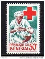 Sénégal N° 302 XX  Croix-Rouge Sénégalaise Sans Charnière, TB - Senegal (1960-...)