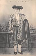 Arènes De VICHY - Canario Soler, Matador - Tauromachie, Corrida - Vichy