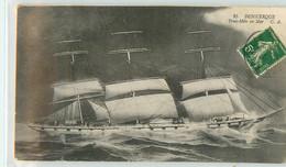 26396 - DUNKERQUE - TROIS MATS EN MER - Dunkerque