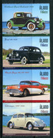 Aland 2005 Vintage Cars Set MNH (SG 262-265) - Aland