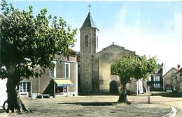 CPM  - LA MEYZE - LA PLACE DE L'ÉGLISE - Otros Municipios