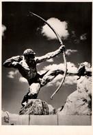 CPM - HERAKLES - Sculpture Emile BOURDELLE - Waldemarsudde STOCKHOLM ... Lot De 2 Cartes - Sculptures