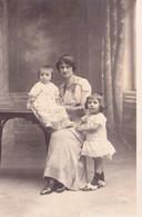 Konvolut  7 ALTE  Foto- AK  MONTPELLIER / Dep. 34   - Private Foto- AK Von Menschen Aus Montpell.  - 1910  Bis 1920 Ca. - Montpellier