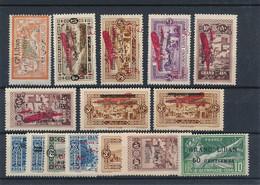 EB-98: GRAND LIBAN: Lot Avec PA* N°8-17/20-22- + Divers Non Comptés - Airmail