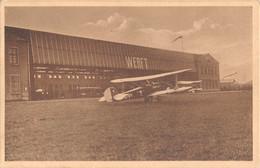 "12479"" FLUGPLATZ KREFELD-UDET U 12 "" -VERA FOTO-CART. POST. SPED.1927 - Sonstige"