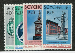 BC 7770 *Offers Welcome* 1978 Sc.413-16 Mnh** - Seychelles (1976-...)