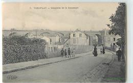 30845 - VIROFLAY - DESCENTE DE LA SAUSSAYE - Viroflay