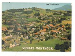Vetraz-Monthoux (74) : Vue Aérienne Générale Vers Les Voirons En 1888 GF - Otros Municipios