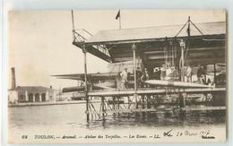 26975 - TOULON - ARSENAL / ATELIER DES TORPILLES - Toulon